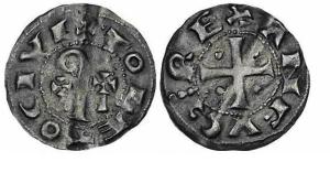Moeda de Afonso VII_ceca Toledo_web