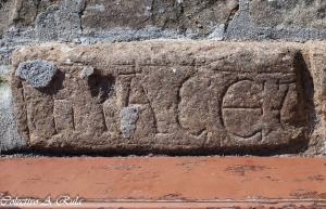 Detalle da inscrición