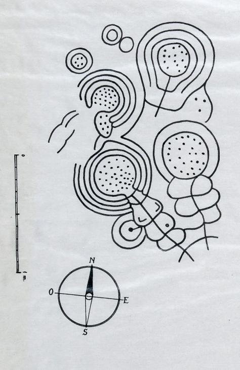 Deseño de Sobrino Lorenzo de Monte Castelo 2