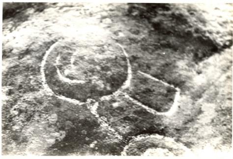 Petróglifo da Pedra Bicuda de Regoufe