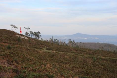 Localización Pedra Bicuda