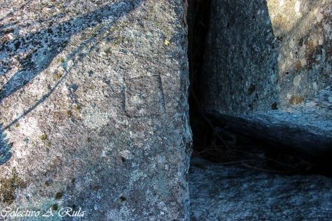 Rectángulo na Pedra da Grada